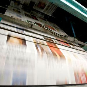 Five futures for journalism