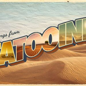 Greetings from Tatooine, Arizona