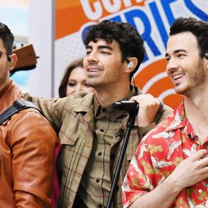 Jonas Brothers get older, but their songs stay the same age