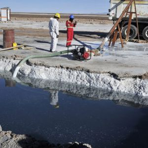 """Lithium mining for """"green"""" electric cars is leaving a stain on the planet"""