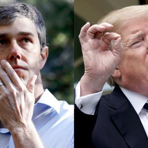 """Beto O'Rourke calls Trump a white supremacist: """"He poses a mortal threat to people of color"""""""