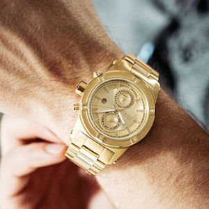 Score this stylish, modern watch for less than $200
