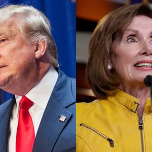 Nancy Pelosi vows Democrats will fight President Trump's efforts to repeal Obamacare