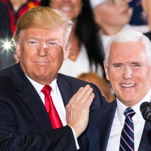 Trump was manipulated by staffers into picking Mike Pence as his running mate, new book claims