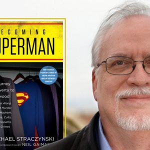 Comics and sci-fi powerhouse J. Michael Straczynski has an incredible origin story of his own