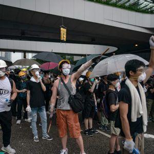 Hong Kong protesters point toward a new internationalism