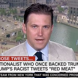 CNN widely criticized for giving air time to white supremacist Richard Spencer