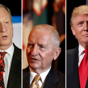 Another billionaire running for president? Dear God, please — just no