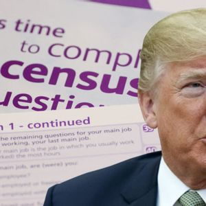 Trump administration misses deadline to begin printing Census forms after court defeat: report