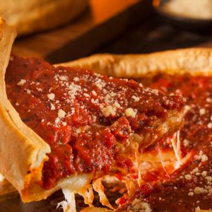 The best deep dish pizza is not from Chicago