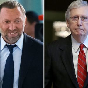 Former Mitch McConnell aides lobbied for sanctioned Russian company to build plant in Kentucky