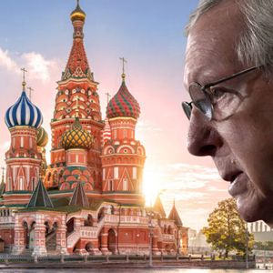 Keep calling him #MoscowMitch: McConnell is finally running scared
