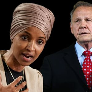 """Omar to Alabama GOP: If you want to """"clean up politics,"""" don't nominate an """"accused child molester"""""""