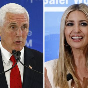 Will Ivanka Trump replace Mike Pence on the 2020 Republican ticket?