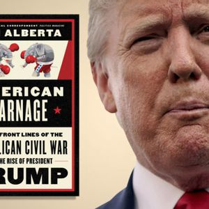 """We're all going to wear a scarlet letter"": Tim Alberta on the rise of Trump and the fall of the GOP"