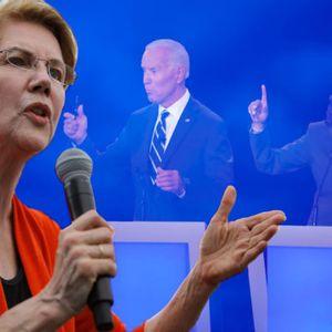 Elizabeth Warren's criminal justice reform plan takes aim at both Joe Biden and Kamala Harris