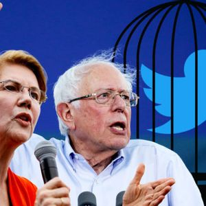 A strange Twitter glitch is censoring the left — and no one knows if it's a bug or a feature