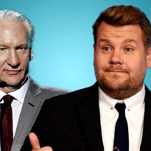 James Corden puts Bill Maher in his place with an epic comeback to fat-shaming comments