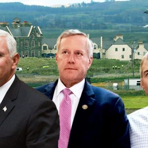 Covering up the corruption: GOP tries to block probe of Mike Pence's Ireland trip