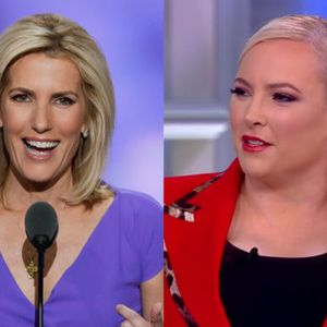 """Meghan McCain roasts Fox's Laura Ingraham for fat-shaming her: """"I'm on The View — and you're not"""""""