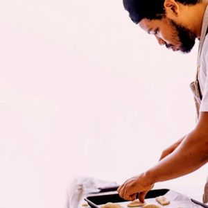 How Jake Smollett turned his passions for food and design into a career