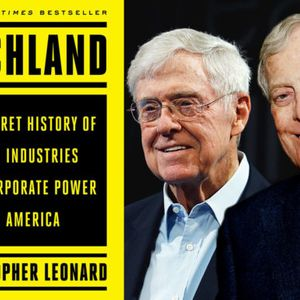 "Welcome to ""Kochland"": We all live in the brothers' libertarian utopia"