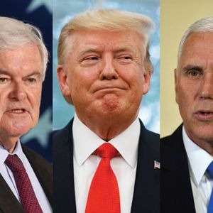 Trump chose Pence as vice president over Gingrich due to background check concerns: report