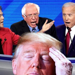 Time for the 2020 candidates to go after Trump on his supposed strength: the failing economy