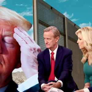 Trump's wall is officially a flop: Even Fox News now calls his big campaign promise a mistake