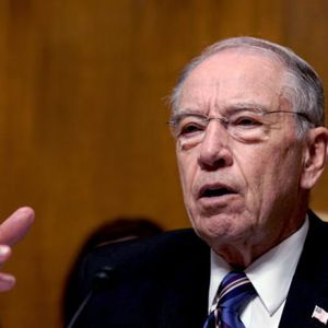 Chuck Grassley defends the Ukraine whistleblower — but stops short of criticizing President Trump