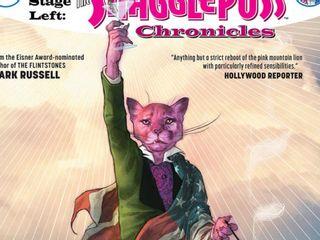 Snagglepuss, LGBT hero: Legendary Hanna-Barbera character reborn in