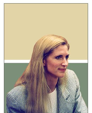 coulters women Trump surrogate ann coulter published a series of tweets on thursday fat shaming street protesters who continue to reject the results of the 2016 presidential election.
