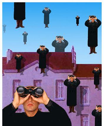 Three cheers for the Surveillance Society! | Salon com