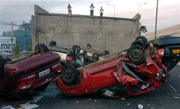APTOPIX Chile Earthquake