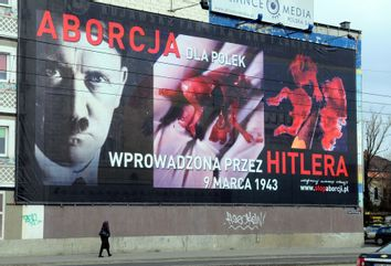 Poland Abortion Hitler
