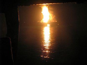 Louisiana Oil Rig Explosion