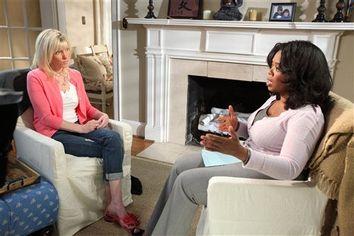Oprah Winfrey, Rielle Hunter