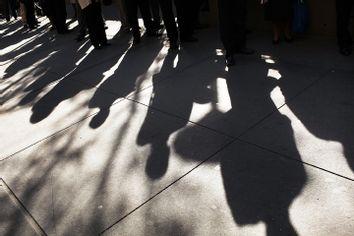 AARP Hosts Job Fair For Workers Over 50 In New York