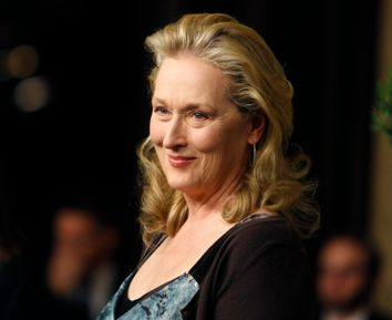 Meryl Streep arrives at the nominees luncheon for the 82nd annual Academy Awards in Beverly Hills