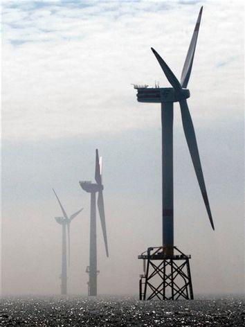 Germany Offshore Wind Farm