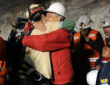 Chile Mine Collapse