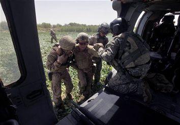 Afghanistan Medevac Unit