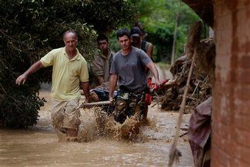 Brazil Flooding