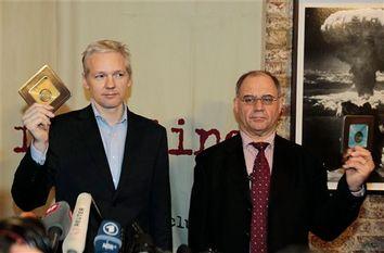 Britain Switzerland Wikileaks