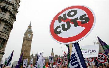Britain Demonstration