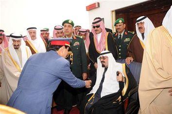 Mideast Saudi Arabia King