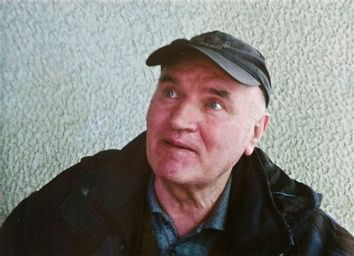 APTOPIX Serbia Mladic
