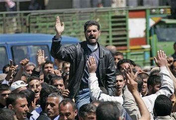 CORRECTION Mideast Lebanon Syria