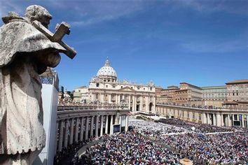 Vatican Pope John Paul II Beatification