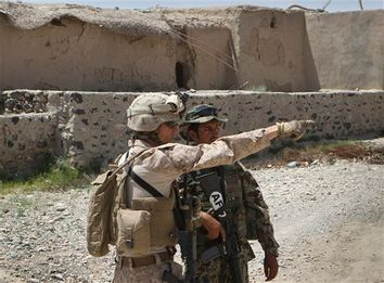 Afghanistan Center Of The War